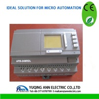 PLC    APB-24MRDL with HMI +APB-DUSB Cable with free software