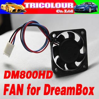 Wholesale 100pcs/lot High Precision CPU FAN for DreamBox DM800HD Ball bearing cooler Fan Long life#LQV01