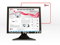 17 inch LCD Monitor Touchscreen/ Resistive touch/ 2-year warranty