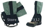Outdoor Boot & Leg Gaiters for Snow & Hiking Rain snow/ice Gaiter Unisex waterproof  legging trekking walking