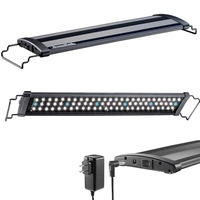 "24"" - 36"" Beamworks Freshwater Bright Aquarium/Fish tank LED light/lighting fixture/lamp"