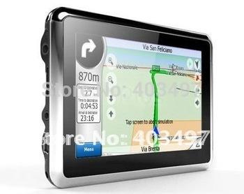 "free shipping hot sale 4.3"" GPS Navigator  4G"