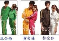 Wholesale/Retail new Long sleeves Tracksuit Women / men LOVE brand jacket Tracksuit .Set Sport Package.plus size Set jacket