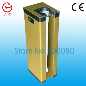 single hole wet umbrella bag dispenser for telecom company(China (Mainland))