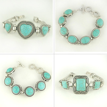Wholesale Turquoise Bracelet Vintage Style Turquoise Jewelry Bracelets