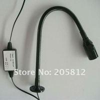1W 12/24V LED worklight 30-60cm snake gooseneck flexible pipe machine tool lamp light