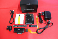 China Reseller  E3 Flasher Limited edition including 11 accessories (new packing)