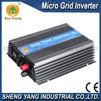 600Watt on-grid inverter ,90-260VAC Full voltage output pure sine wave