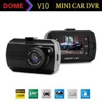"Mini CAR DVR V10 Novatek 96220 Full HD 1080P 30FPS+G-Sensor + 1.5"" LCD DVR Recorder+MJPG+Video Recorder Dash Cam"