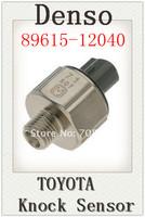 Toyota Original Denso Knock Sensor 89615-12040  ,OEM Parts For MCV10