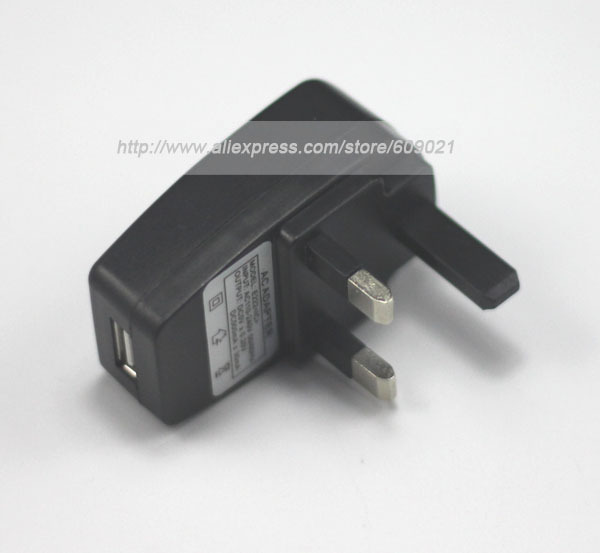Promotional UK USB WALL CHARGER For Cell Phone i68+ i9+ S330 A008 A2658 MP3(China (Mainland))