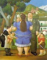 reproduction oil painting BOTERO,Decorative canvas art BOTERO-0053