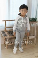 Free shipping Baby clothes set, Kids suits sets,sports Boy clothes set 5sets/lot