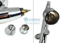 0.3mm Air Brush Spray Dual Action Airbrush Gun Kit for Nail Paint Art Drawing Free Shipping 2086(China (Mainland))