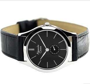 New 2013 casual watch for men Alexandre Mens Watch calibre  men full steel  watch christmas gifts Free Shipping