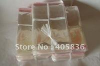 45 * 50 cm 100pcs/lot transparent OPP bag, self-adhesive plastic bags