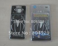 Car  spider Sticker,3D metal decals,Chrome Badge Emblem,Auto labels,decorative parts,accessories