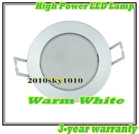 Warm White LED 9W High Power Ceiling Lighting 3*3W LED wall lamp downlight spot light rgb led flood light