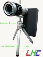 Telephoto lens JEC 12x zoom IP900 for app mobile phone camera