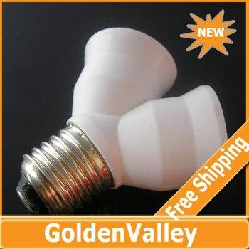 $10 off per $300 order NEW E27 to Dual E27 Light Lamp Bulb Adapter Converter Splitter
