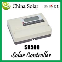 Intelligence Soalr heater  controller SR500  for integrated un-pressurized solar system