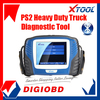 2013 Professional Heavy duty truck diagnostic tool XTOOL PS2 Truck scanner free update online