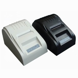 freeshipping 2'' 58mm Thermal receipt printer ZJ-5890T Pos printer Mini printer(China (Mainland))