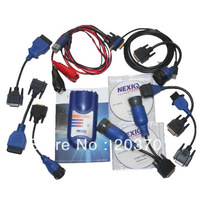 NEXIQ Usb Link 125032 Truck Diesel Interface Software Full Set Nexiq 125032 USB Link Software Best Service High Quality
