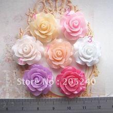 wholesale resin flower