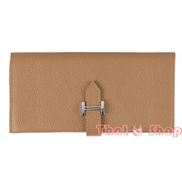 FINAL STOCK SALE 100% genuine leather guaranteed ladies wallets, Famous Designer real leather wallets 105#