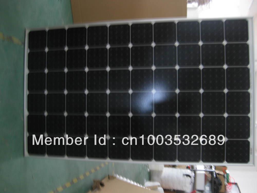 New Type solar panel mono Very cheap price 250W(China (Mainland))