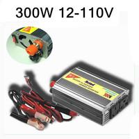 Meind Modified Sine Wave Car power inverter converter 300W DC 12V to AC 110V With 5V USB output With cigarette lighting