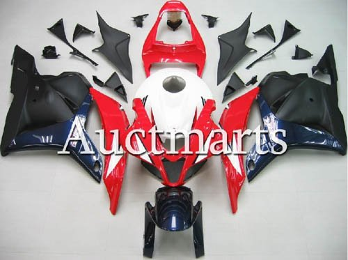 Motorcycle Fairing kit CBR600 RR F5( 2009) + free windshield ---No.08(China (Mainland))