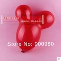 Micky Mouse Shape Animal Latex Balloon 50pcs/lot