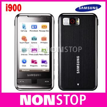 original samsung i900 8GB/16GB cell phone unlocked windows 3G 5MP Russian mobile phones Refurbished