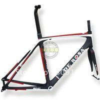 Free shipping full carbon fiber frame the Italian DE ROSA 848 road bike frame high-end DIY preferred
