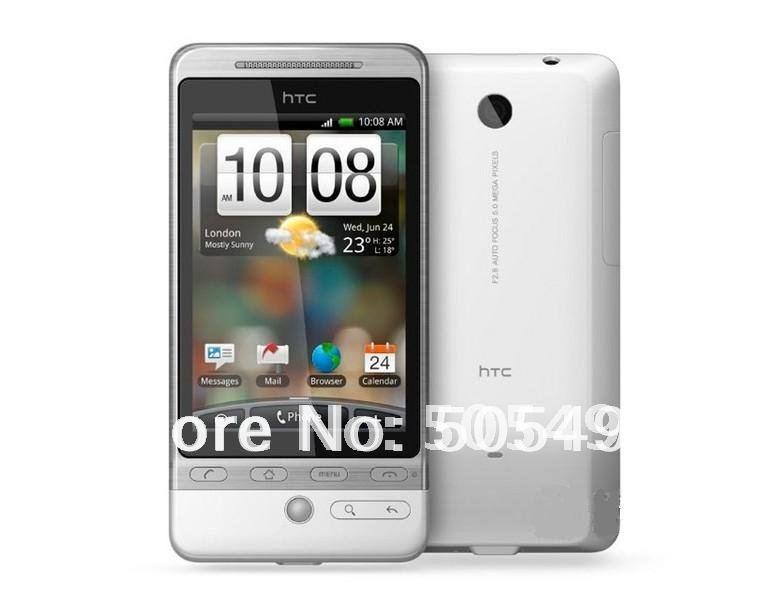 5pcs/Lot Refurbished Original Unlocked HTC G3 Android OS 3.2inch touch 3G phone with WiFi GPS 5.0mPix Camera(China (Mainland))