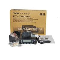 Yeasu FT-7800R 50W +1000 channels dual band mobile radio