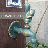 Free shipping pure copper garden faucet/animal tap/squirrel faucet/mop faucet