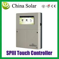 Solar  Controller SPIII ,Solar pump Controller, Web-based ,Energy Saving admeasuring , water heating system controller SPIII