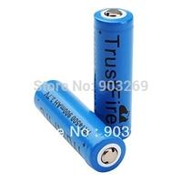 Free Shipping + 2PCs/Lot 14500 Battery 2 x 3.7V 900 mAh Lithium Li-ion Battery Digital Camera Battery Flashlight Torch Battery