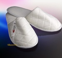 Hotel slippers,Hotel disposable Amenities supplies,towel slippers with Customized LOGO probable,Factry directly