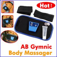 Dropshipping Health Care Slimming Body Massage belt AB Gymnic Electronic Muscle Arm leg Waist Massager Belt