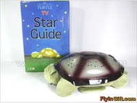 Fun Constellation Tortoise Lamp  Night Light Star Christmas Gift