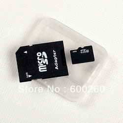 Free shipping 8GB MicroSD Micro SD HC Transflash TF CARD 8gb #8057(China (Mainland))