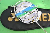 2 pecs/lot  YY Brand Peter gade VT 80 Badminton Racket T jiont built JP version 25-27 lbs