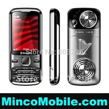 "2.4"" Screen Quad Band Dual SIM TV Mobile Phone Q9 with Big Speaker ( Optional Russian Keyboard )"
