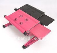 360 degress Adjustable Laptop Table Folding Laptop Desk Stand