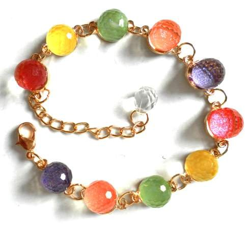 Free shipping, crystal bracelet, wholesale 2pcs/lot(China (Mainland))