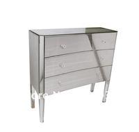 MR-401118 glass mirrored furniture, modern mirrored table